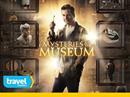 Mysteries at the Museum Season 6