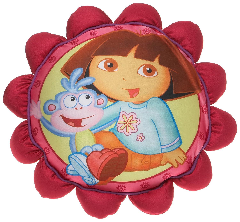 Dora the explorer pillows totally kids totally bedrooms for Amazon com pillow pets