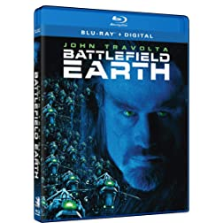 Battlefield Earth [Blu-ray]