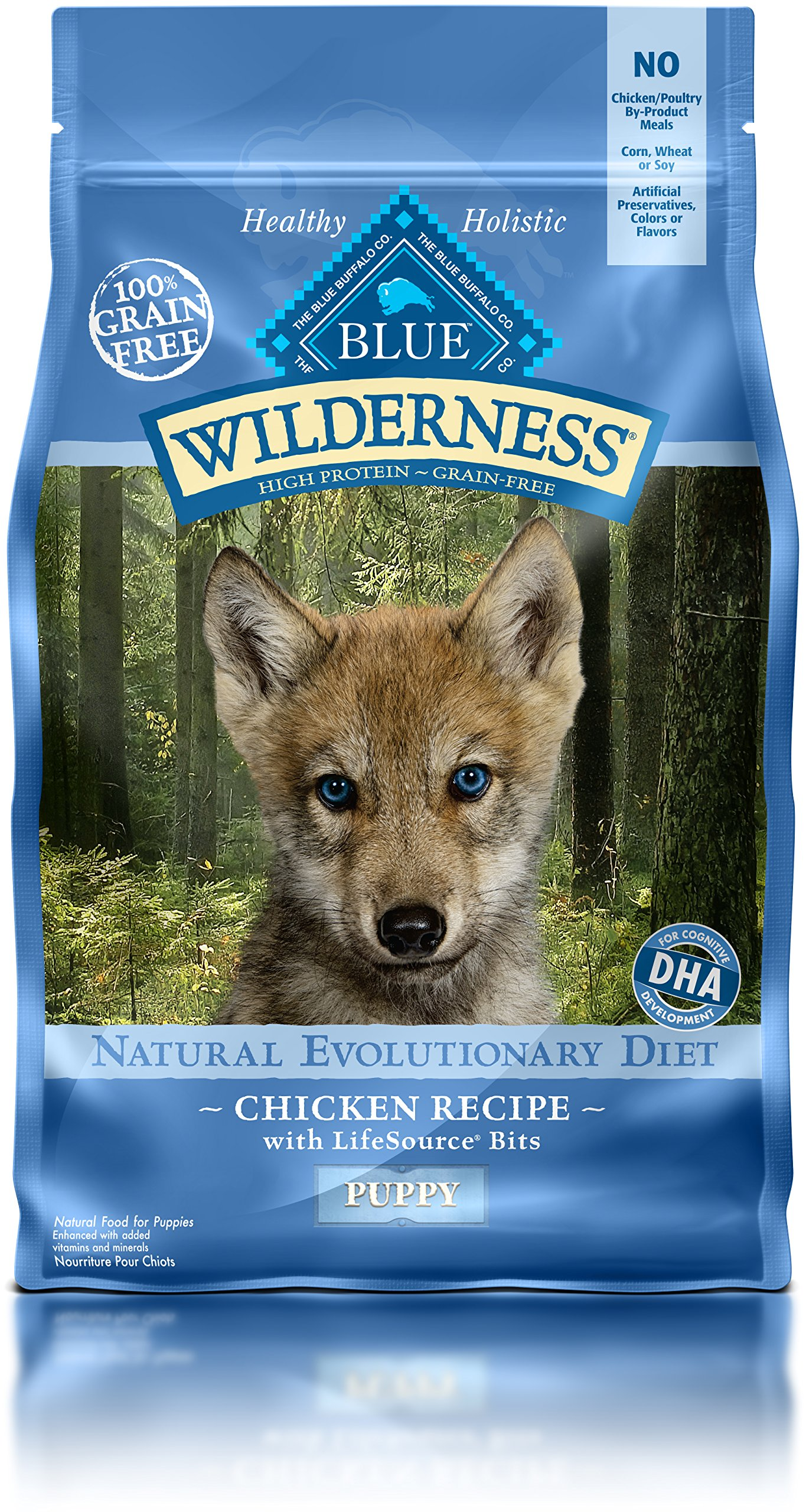 Blue Buffalo Wilderness Puppy High Quality Food