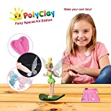 Creativity for kids Make Your Own Fairy arts and crafts 10 PCS DIY Themed Crafting Projects Simple Step Step Create Arts Figures (Color: Variety of Colors)