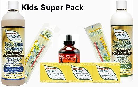 Kids Shampoo Natural Kids Super Bundle Natural