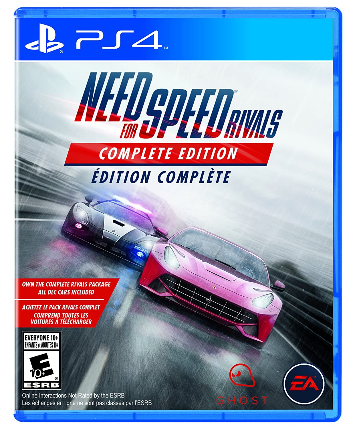 cheapest price to buy need for speed rivals complete edition on the playstation 4 compare games. Black Bedroom Furniture Sets. Home Design Ideas