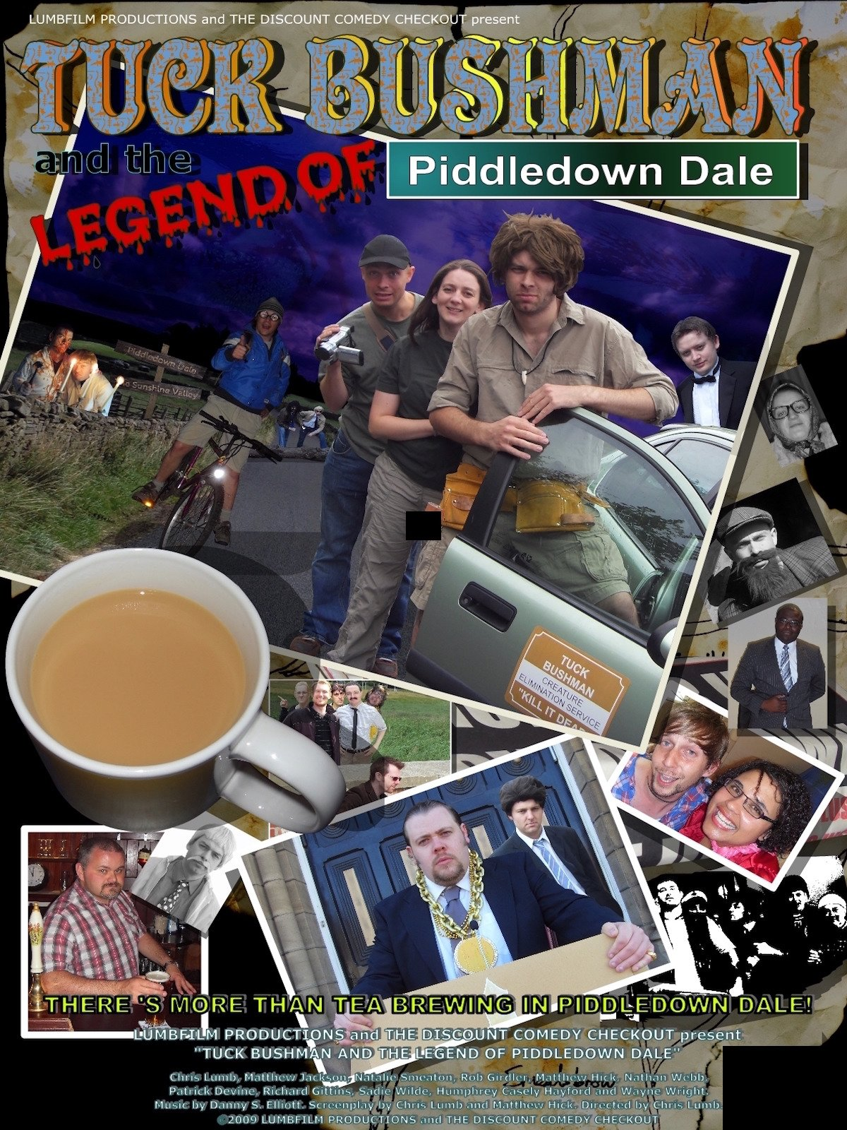 Tuck Bushman and the Legend of Piddledown Dale on Amazon Prime Instant Video UK