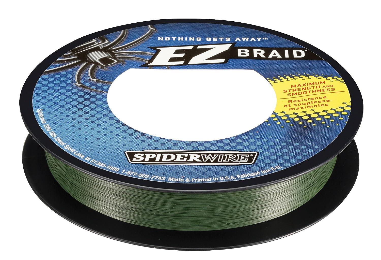 Stren original vs spiderwire braid fishing rods reels for Bass pro fishing line