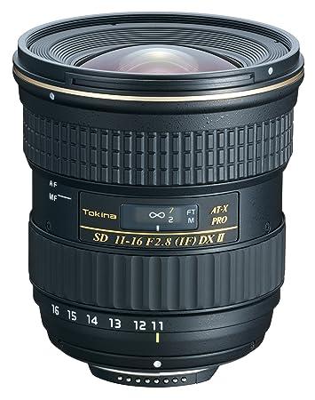 Tokina AT-X PRO DX II Objectif pour reflex Canon 11 à 16 mm f 2.8 Noir