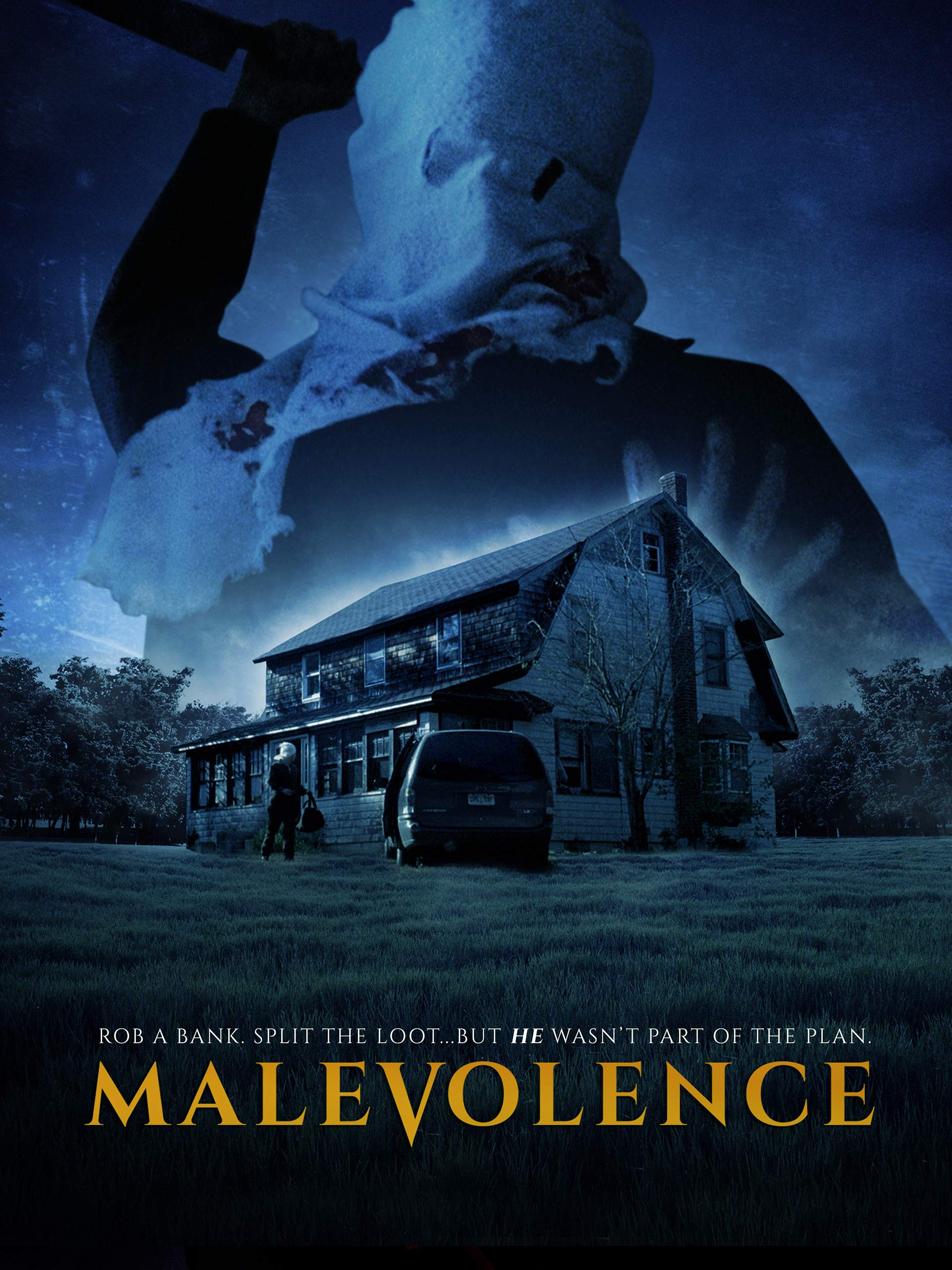 Malevolence on Amazon Prime Instant Video UK