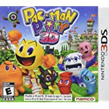 Pac-Man Party 3D - Nintendo 3DS (Color: One Color, Tamaño: One Size)