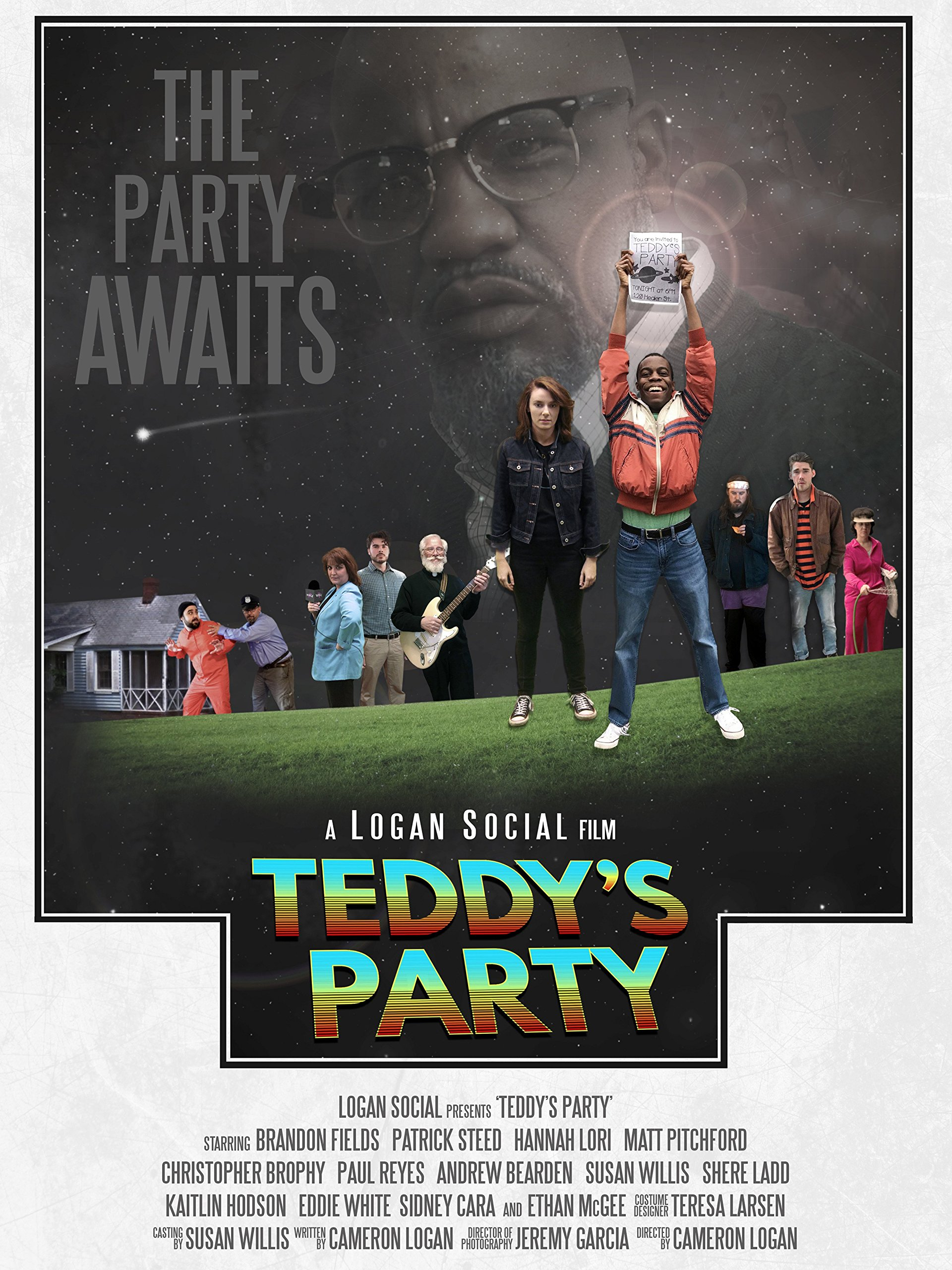Teddy's Party