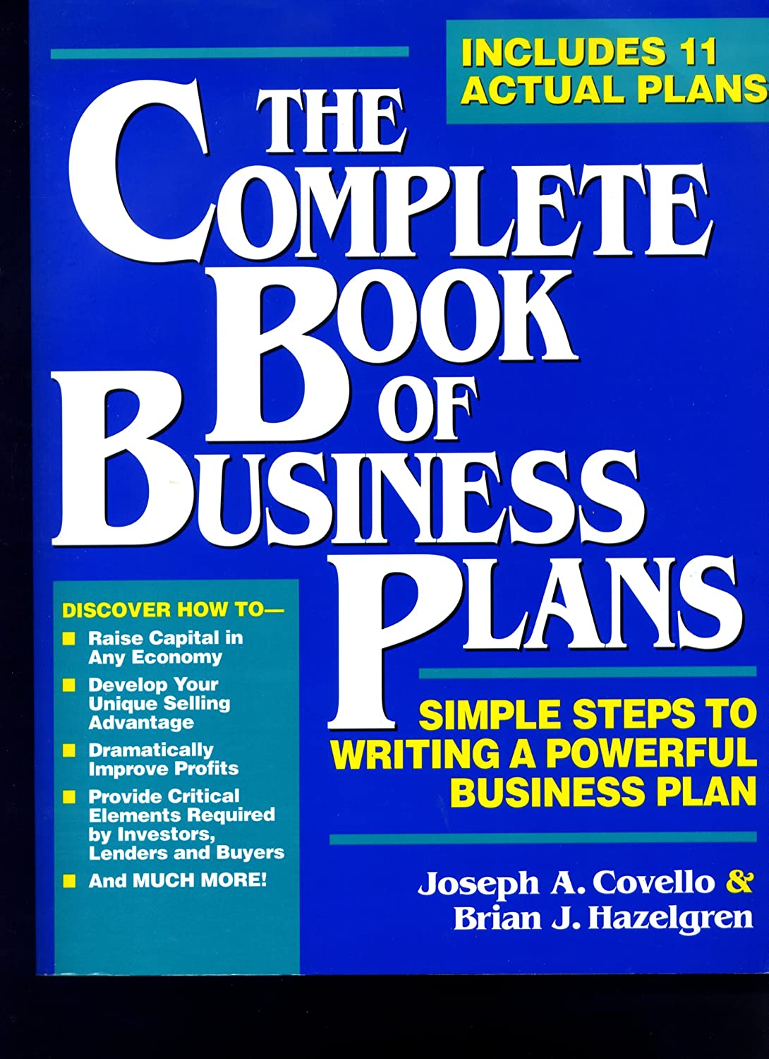 books ebooks online resources business plans campusguides cover art the complete book of business plans
