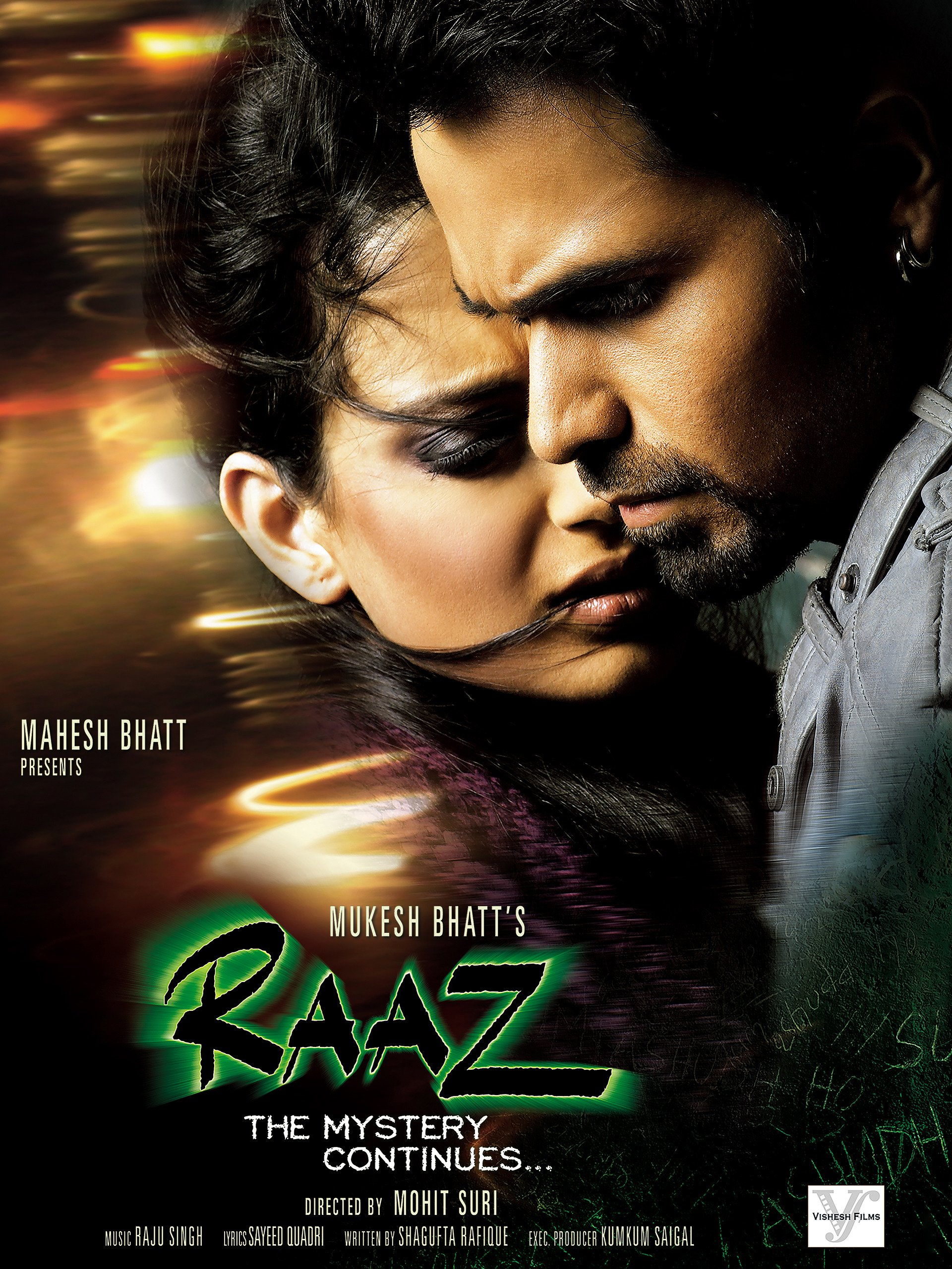 Raaz: The Mystery Continues on Amazon Prime Instant Video UK