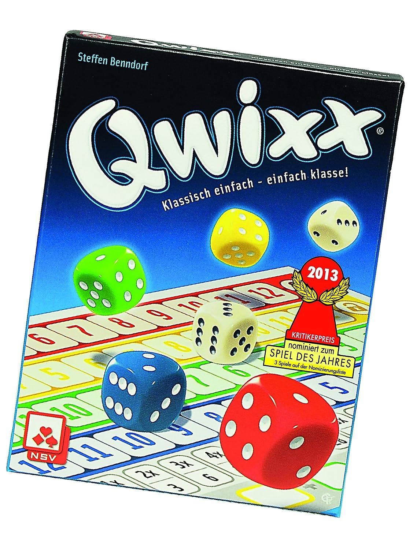Nürnberger-Spielkarten 4015 - Qwixx -