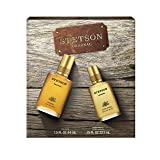 Stetson Original 2-Piece Gift Set with 1.5-Ounce Cologne and 0.75-Ounce Aftershave, Total Retail Value $24.00