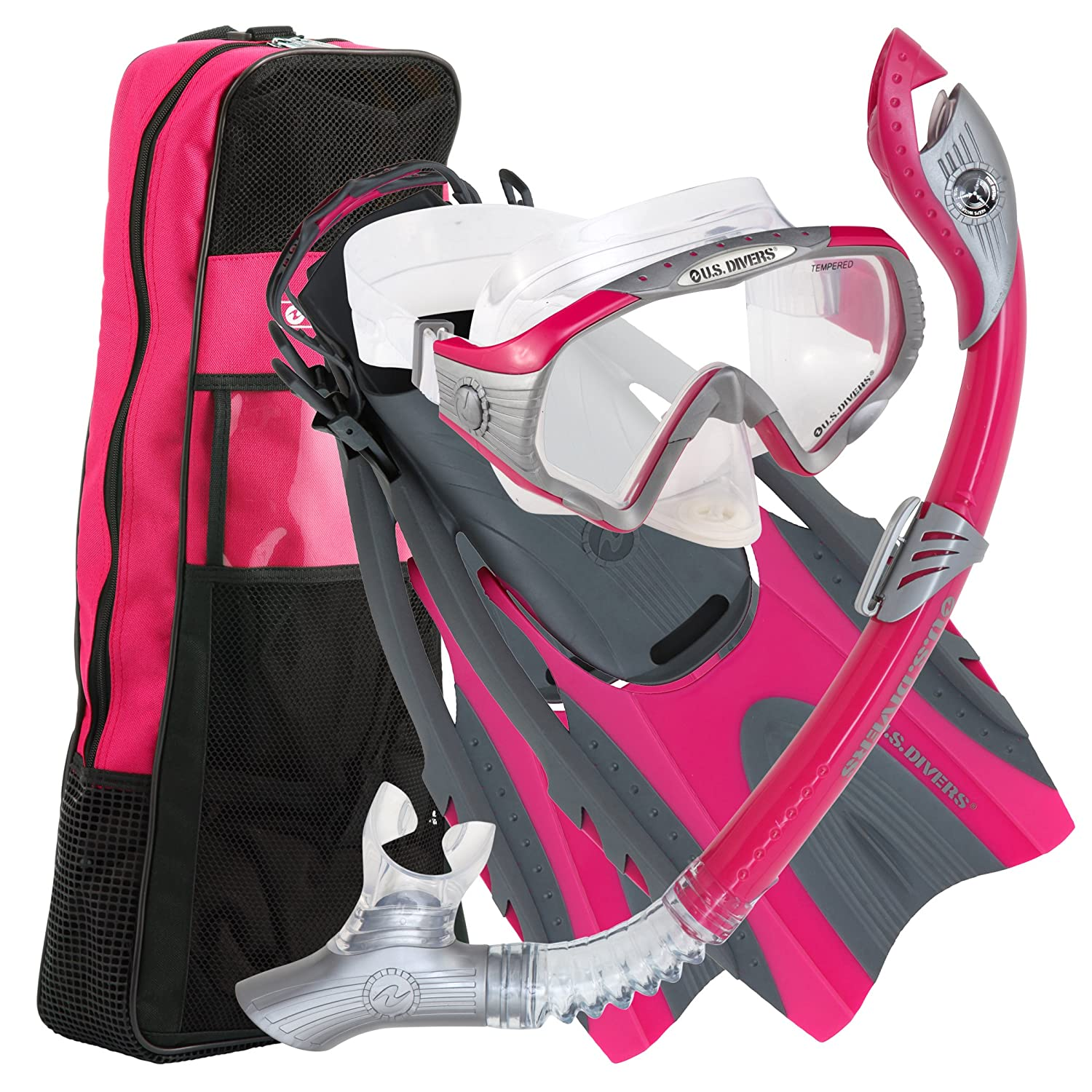 US Divers Adult Snorkeling Gear Set Review