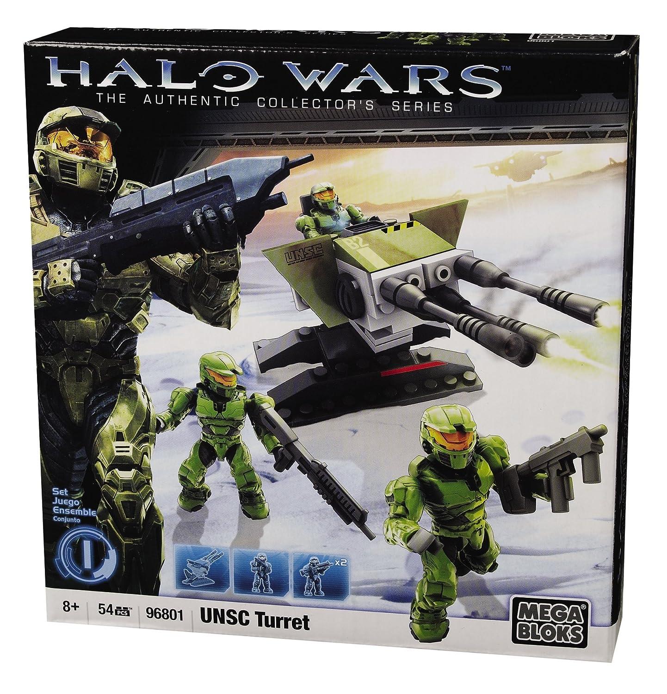 Mega Bloks 96801 – Halo Wars UNSC Turret online bestellen