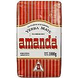 Yerba Mate Amanda 1 Kg - 2.2 Lb - Argentina (Tamaño: 1 Kilo)