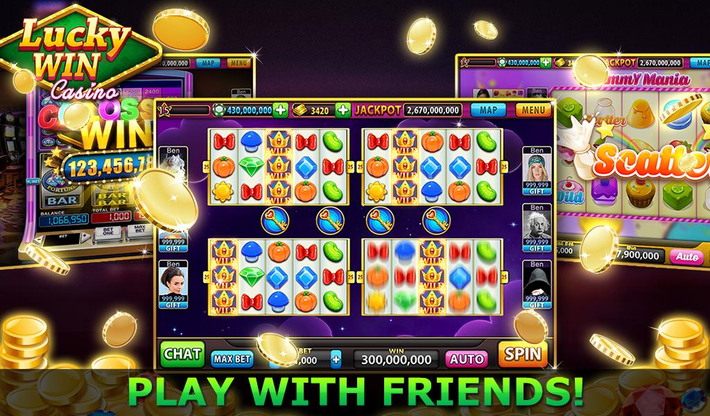 Casino Lucky Win