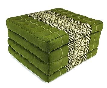 Cojin tailandes: divan tailandes Bamboo Green Cuatro Doble 55cm Colchon