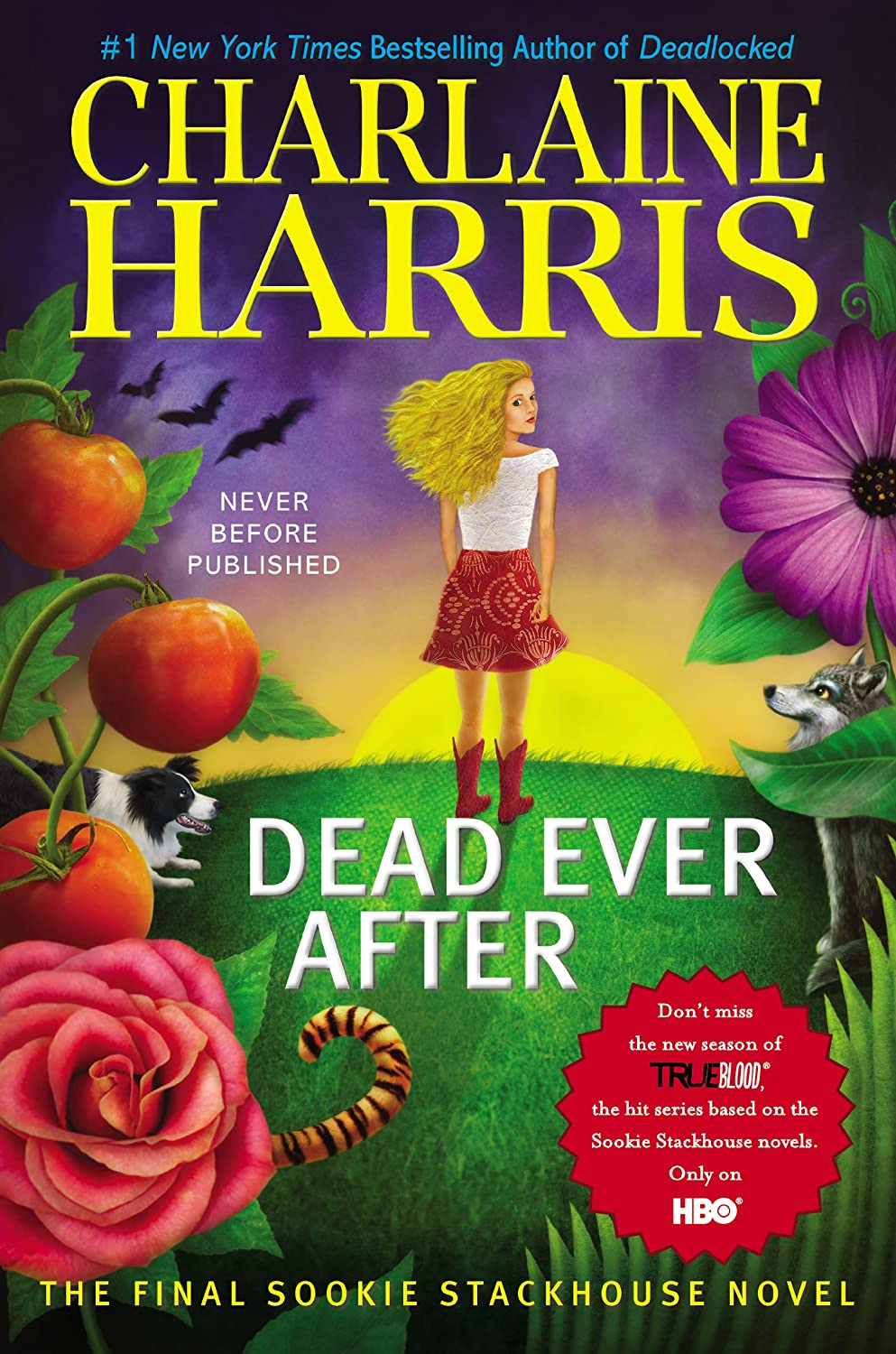 Charlaine Harris's Sookie Stackhouse Dead Ever After Review