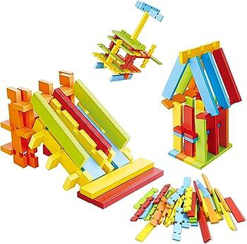 JVOPIN 40Pc. Educational Building Blocks Set