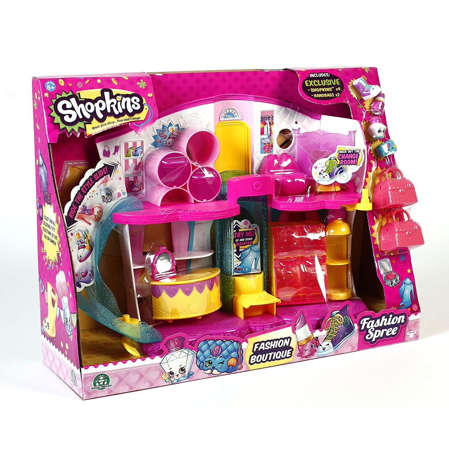 Shopkins Fashion Boutique Playset Review