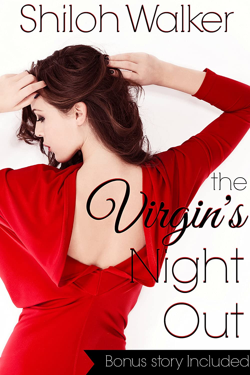 The Virgin's Night Out – Shiloh Walker – 3 stars