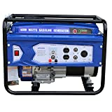 Green-Power America GPD4000 Consumer Select Series Recoil Start Generator, 4000W (Tamaño: 4000W)