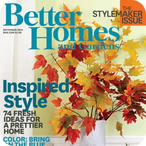 Better Homes And Gardens Magazine Appstore