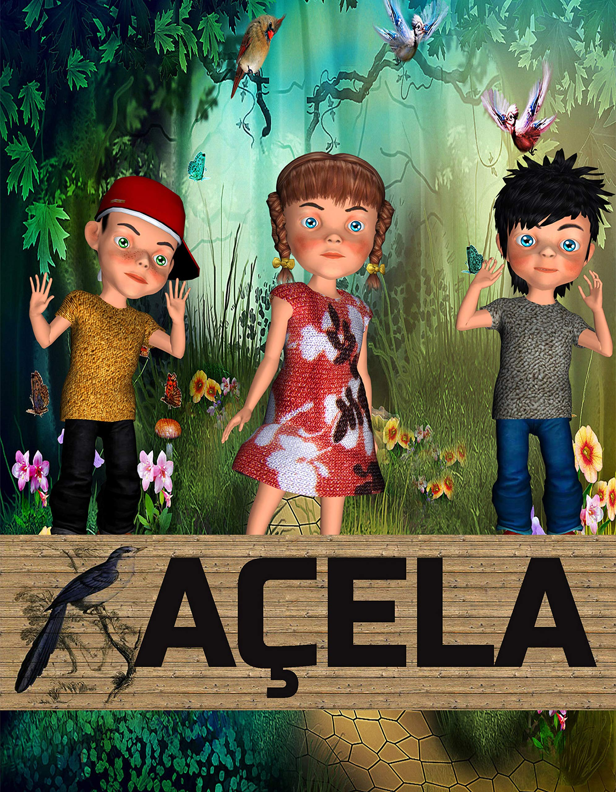 Açela on Amazon Prime Video UK