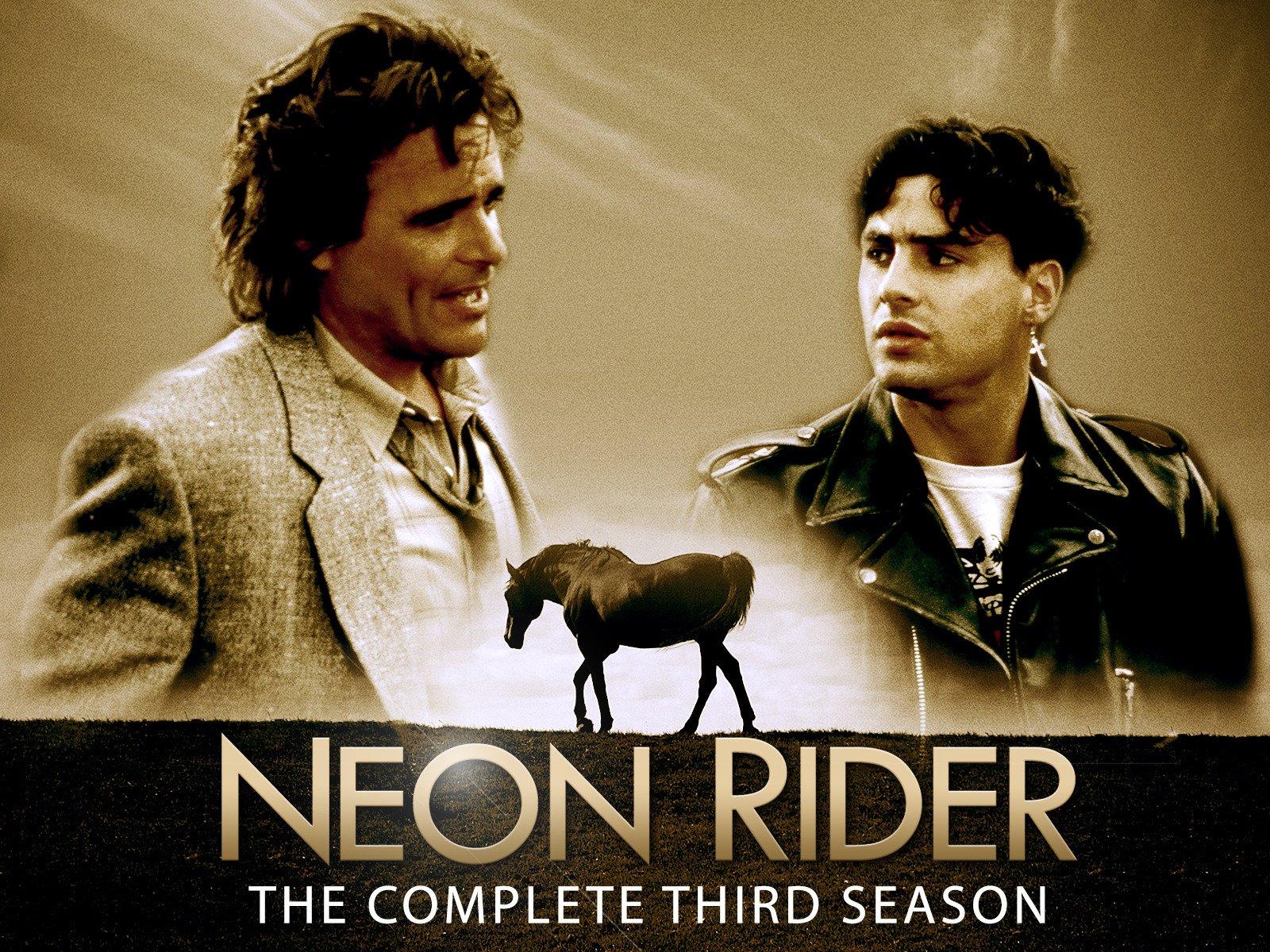 Neon Rider - Season 3