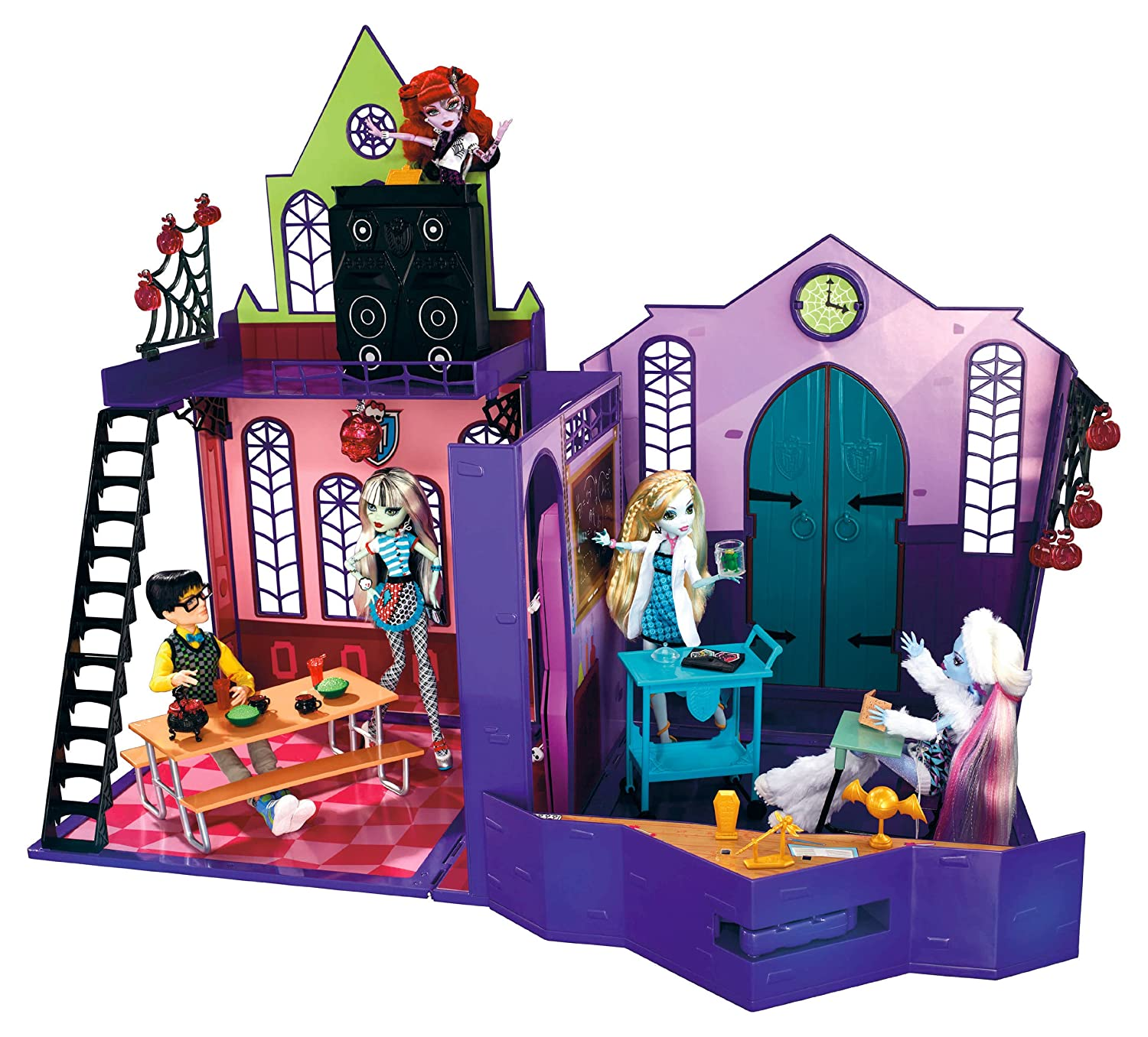 Monster High High School Playset $29.99