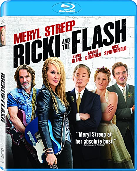 Ricki and the Flash (Blu-ray + UltraViolet)