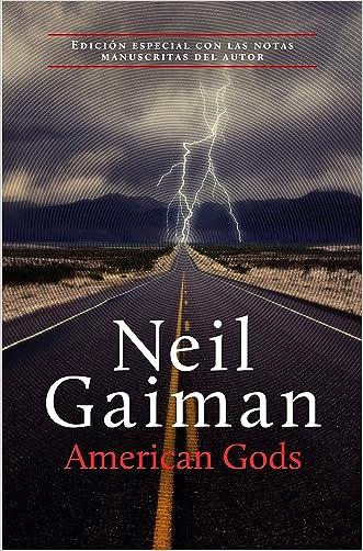 American Gods (Narrativa (roca)) (Spanish Edition)