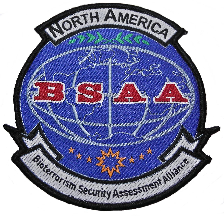 Resident Evil Bsaa Logo Amazon.com Resident Evil