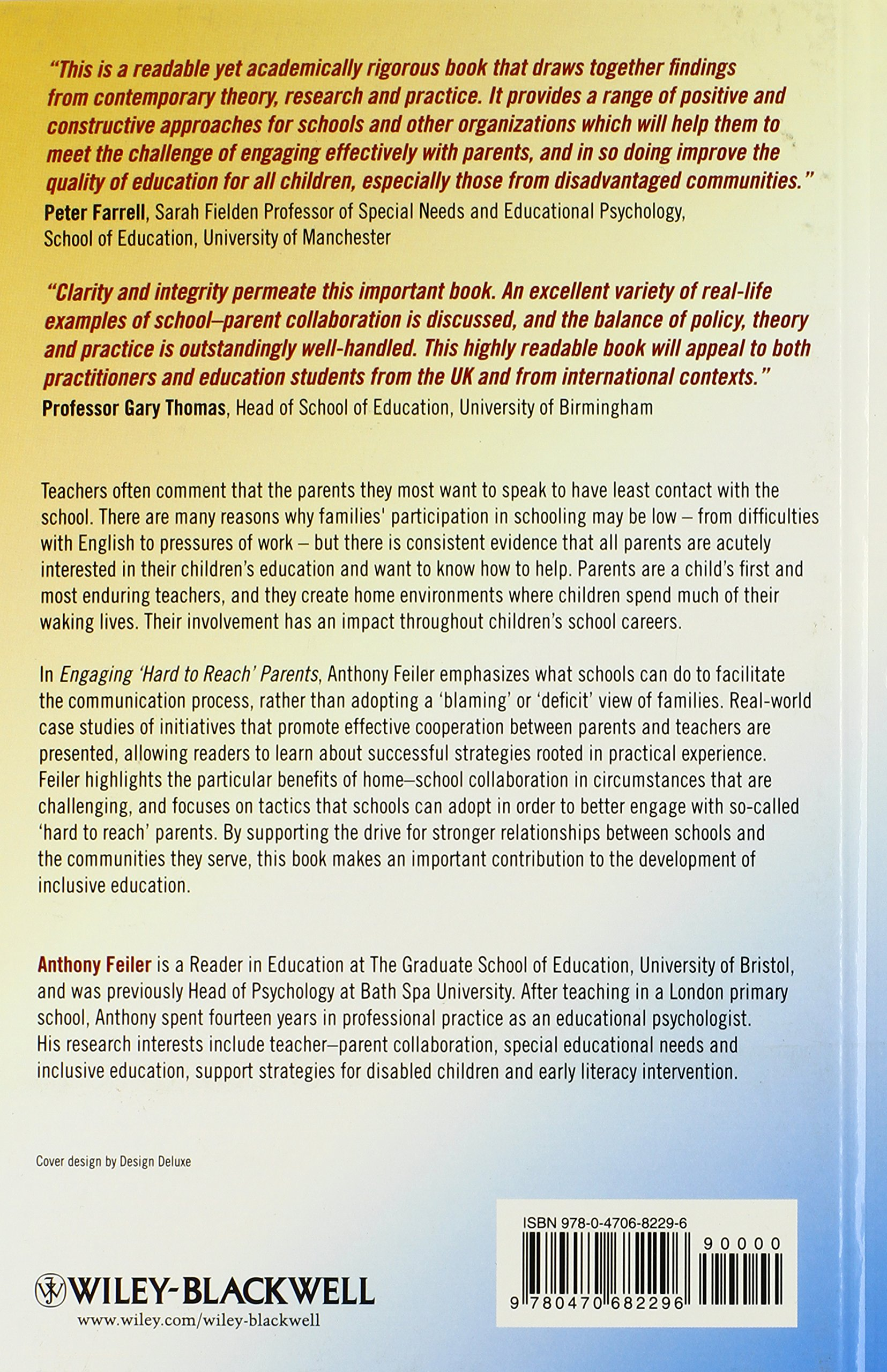 Bibliography on Family Involvement and Student Achievement