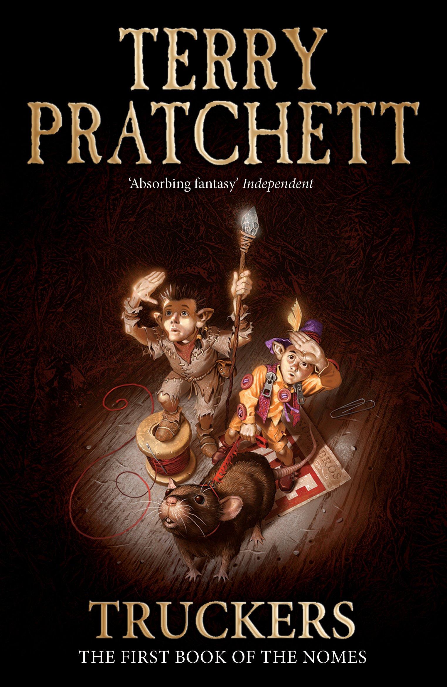 The Bromeliad Trilogy 01 - Truckers - Terry Pratchett