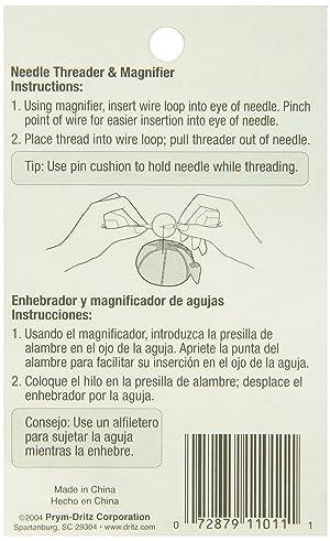 Dritz 53 Needle Threader & Magnifier