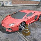 Race Car Parking Simulator 3D