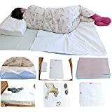 """GET 2 Protective Bed PAD Sizes 36"""" x 34"""" and 52"""