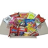 DDOWA Sweet Korean Snack Box (22Type 25EA)/Various Korean snacks, Chips, Cookies, Candy, Ramen/Gift package