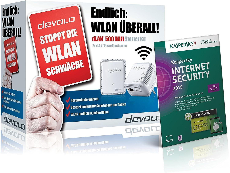 devolo dLAN 500 Wifi Starter Kit inkl.