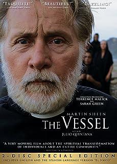 Book Cover: The Vessel