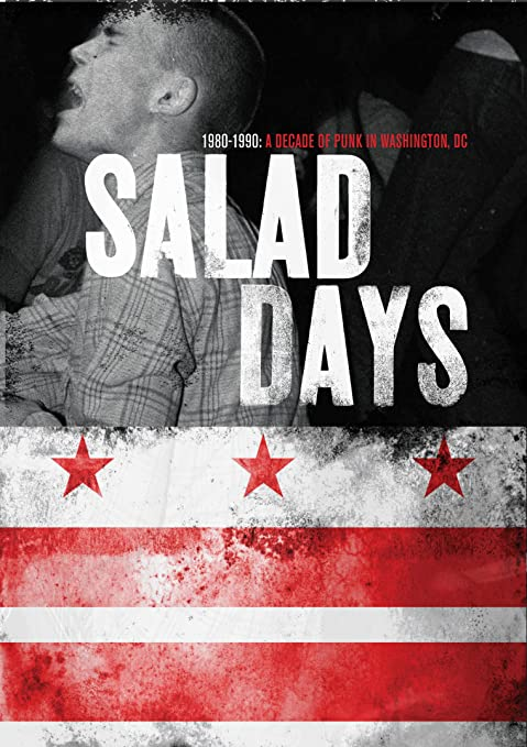 Salad Days: A Decade of Punk in Washington, DC (1980-90) (DVD)