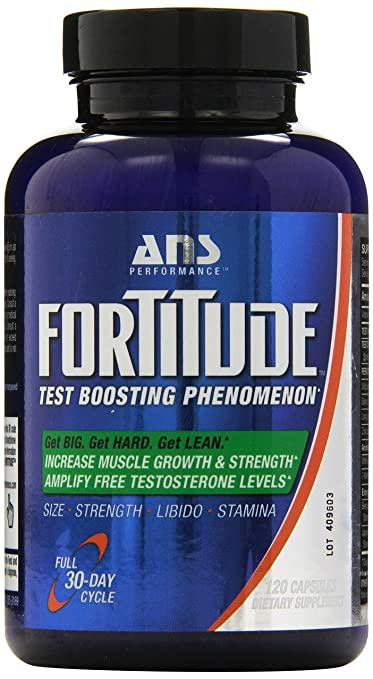 ANS Performance Fortitude 120 Kapseln Test Boosting Phenomenon