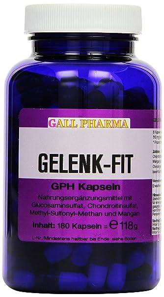 Gall Pharma Gelenk-Fit GPH Kapseln, 1er Pack (1 x 180 Stuck)
