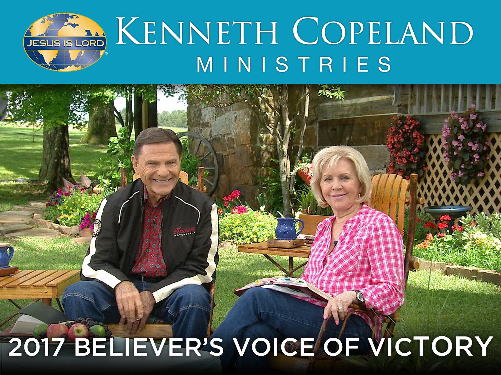 Kenneth Copeland 2017 - Season 26