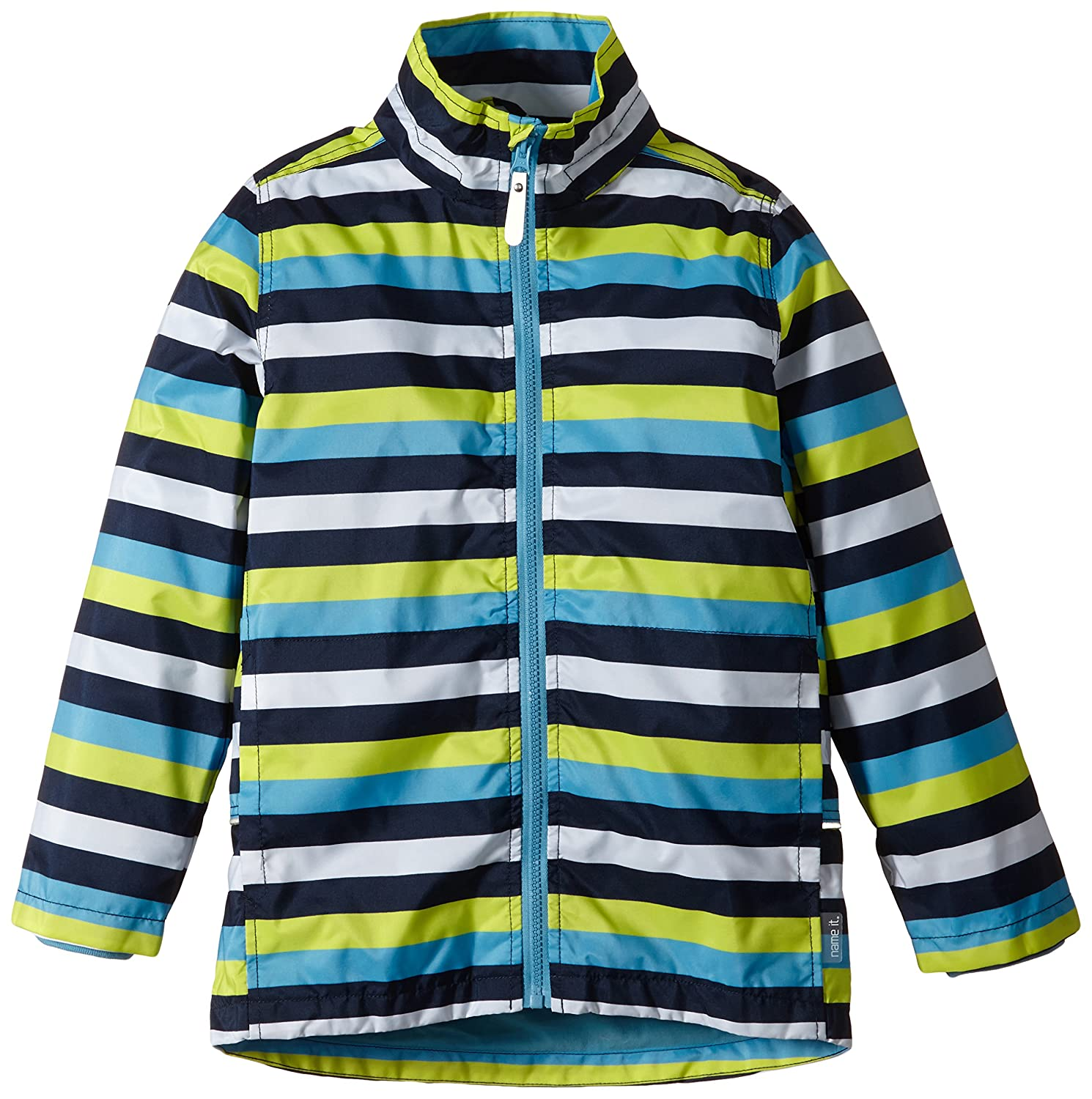 NAME IT Jungen Jacke Mellon Kids Jacket Stripe 115 günstig bestellen