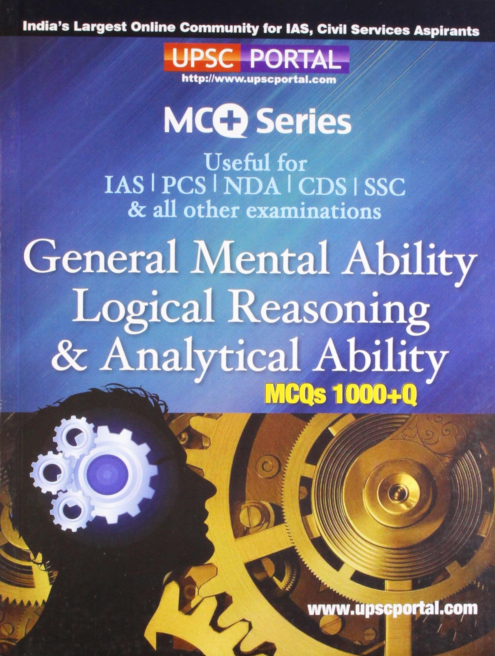 amazon in buy csat logical reasoning analytical ability book general mental ability logical reasoning and analyitical ability mcqs 1000 q useful for ias