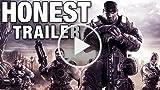 Honest Game Trailers: Gears of War