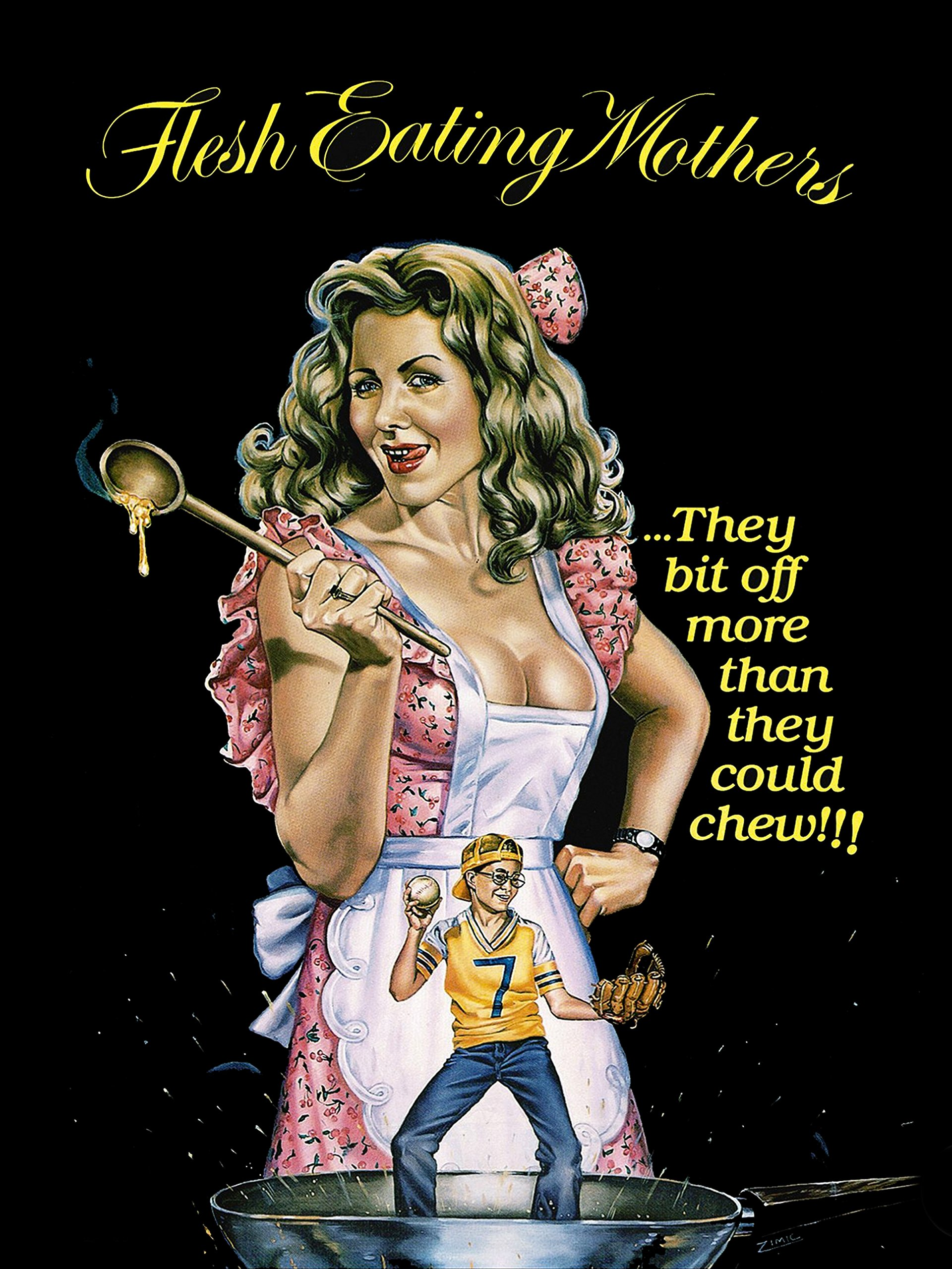 Flesh Eating Mothers on Amazon Prime Instant Video UK